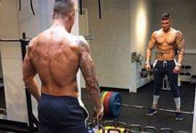 健身肌肉運動完之後