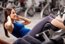 女性瘦身八個經典運動